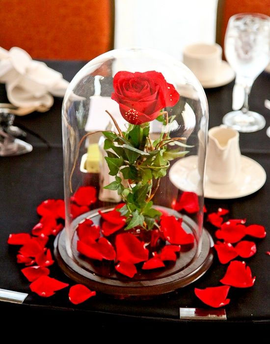 beauty-and-the-beast-centerpiece