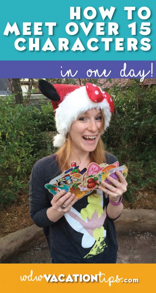 Meeting over 15 characters in one day at Disney World has to be one of my favorite memories at the parks. Learn how you can do the same on your next trip to Disney World.