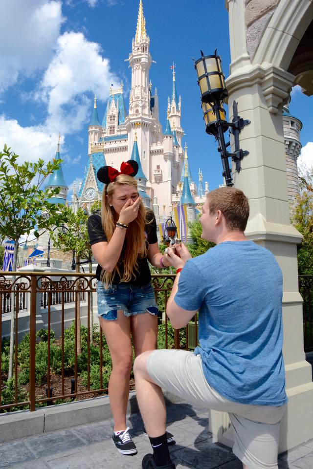 cinderella-castle-proposal