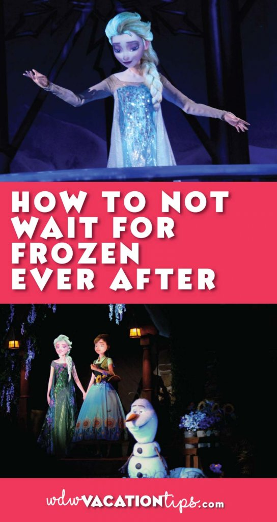 Useful Tips on how to Ride Frozen Ever After at Walt Disney World. Don't miss your chance to see Anna and Elsa celebrate a Summer Snow Day.
