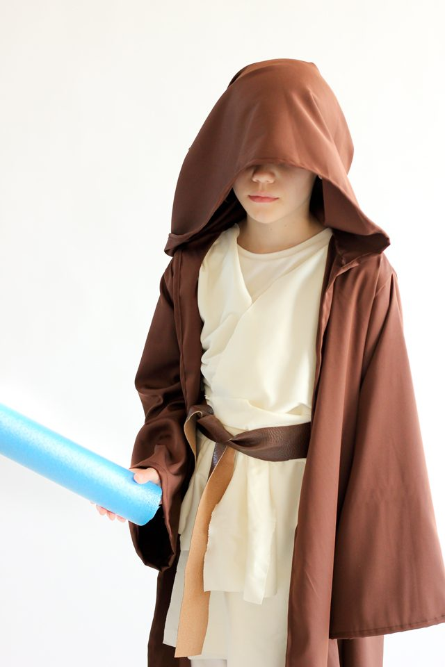 Star Wars is back big again. Check out this DIY Obi-Wan costume from eHow your kids will love!