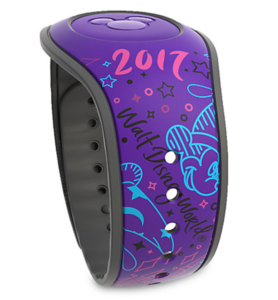 Sorcerer Mickey Mouse 2017 MagicBand 2. Available for $27.99.