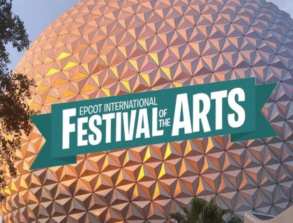 Inaugural Epcot International Festival of the Arts 2