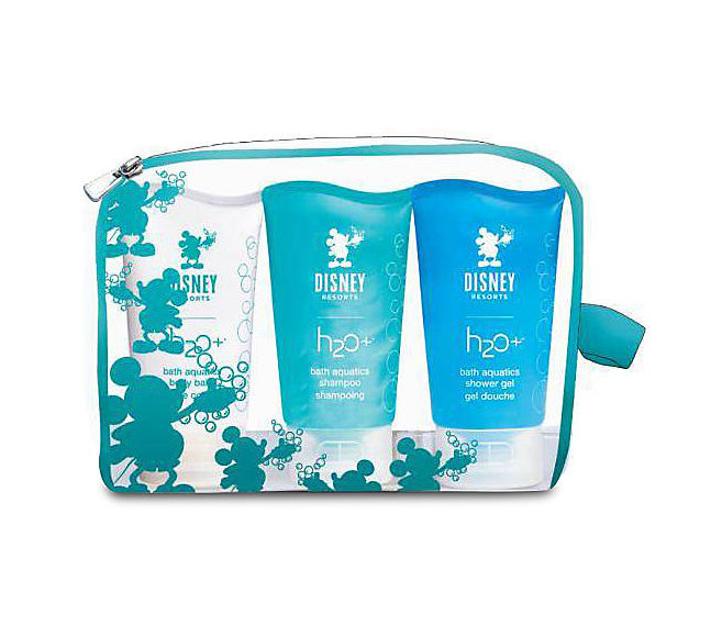Every Disney diehard knows what this is. Let them feel like they are staying at a Disney Resort while still home with this bath trio! Purchase here.