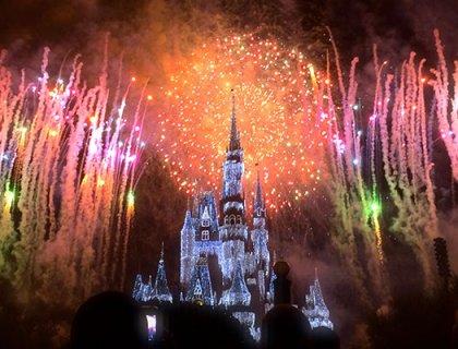 The Lego Disney Castle 4