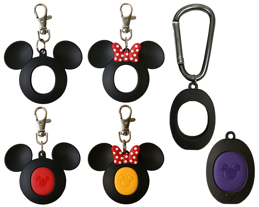 MagicKeepers offer guests a new way to wear their MagicBands.