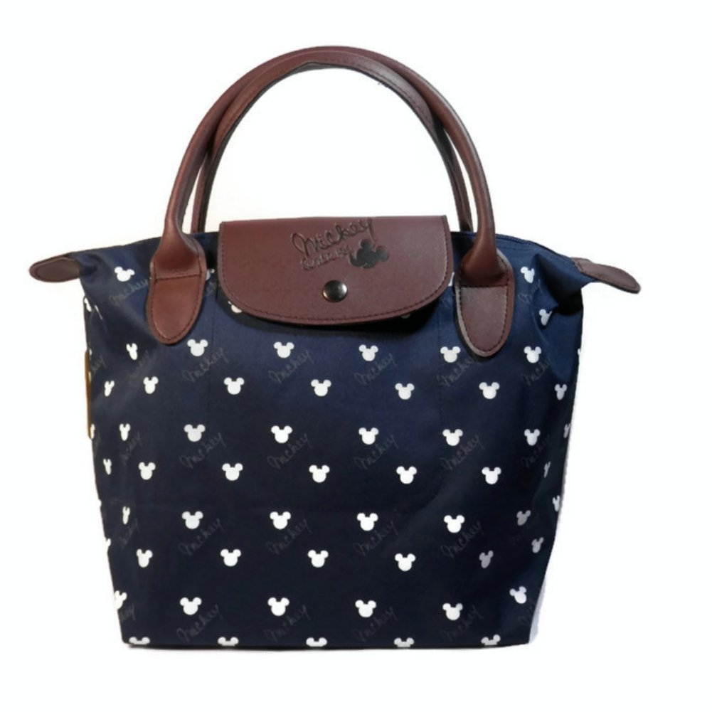 Mickey never goes out of style and neither will this tote bag!