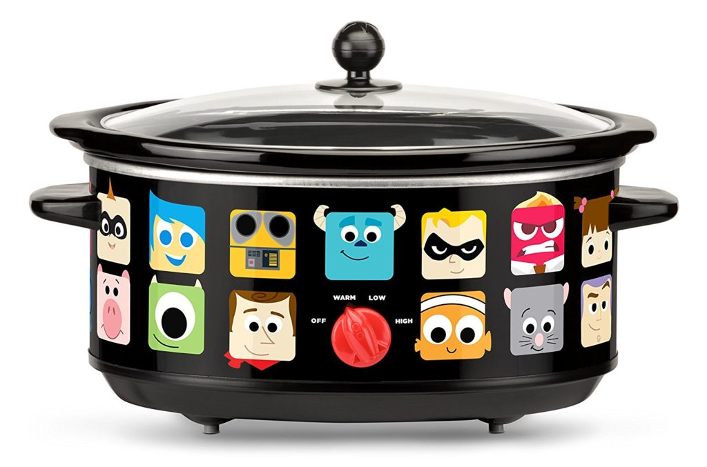 Bring some Disney Pixar magic to your dinners! This is a must have for the kitchen of any Disney fan!