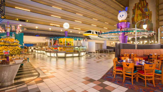 The Hardest Dining Reservations to Get at Disney World 3