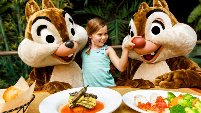 Best Character Dining at Disney World 4