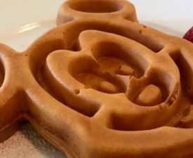 Best Mickey Shaped Treats at Disney World