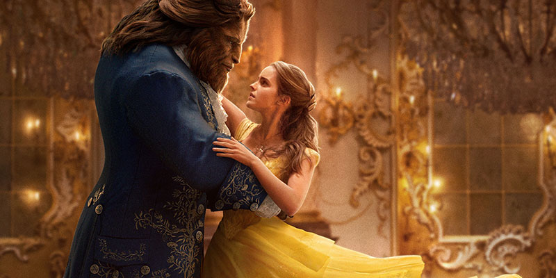 Beauty and the Beast. Copyright Disney.