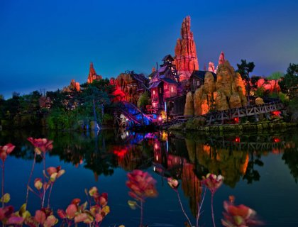 Top 10 Magic Kingdom Rides at Night 4