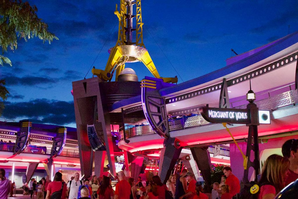 The Exhaustive Guide to Magic Kingdom Rides 14