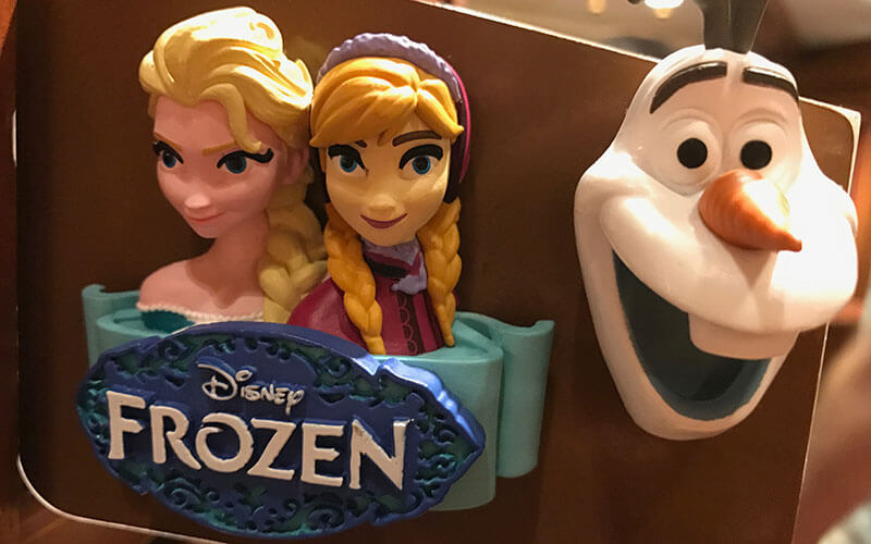 There are loads of options for Disney magnets! These are just a couple of the Frozen ones!