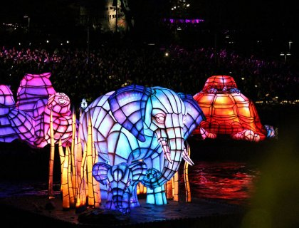 A Closer Look at Rivers of Light 2
