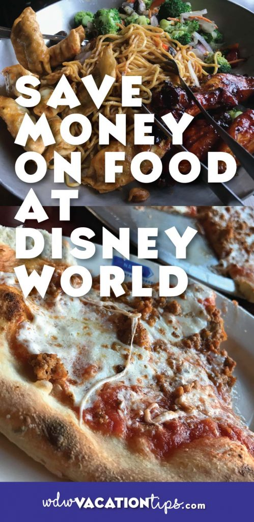 With ever increasing pricing on food at Disney, it's good to know a few tips and tricks that will save you some cash so you can bring home all those souvenirs you wanted. Here are our top money-saving tips for eating at Disney.