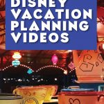 Disney Vacation planning video