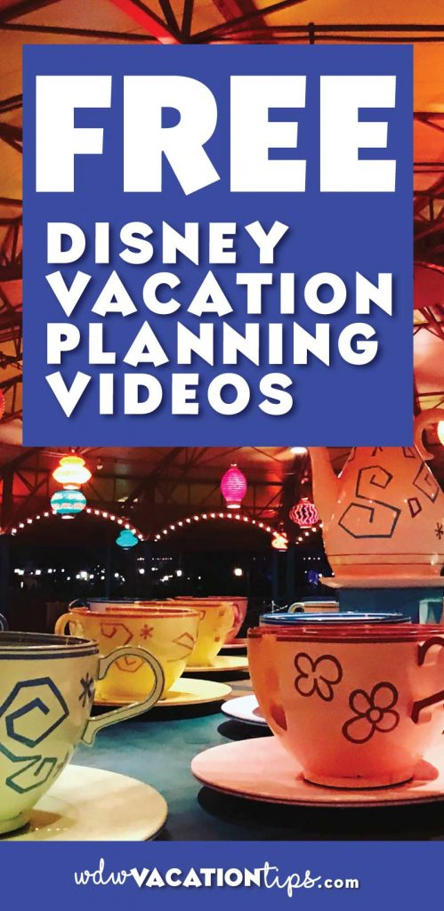 HURRY! Who knows how long this will last. Disney is giving away a free 2017 vacation planning DVD to our readers!