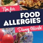 Food allergies at Disney World