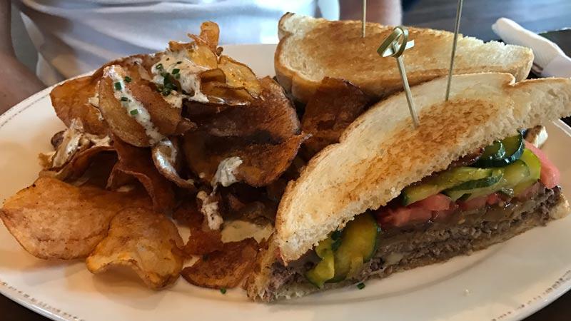 The Art Burger