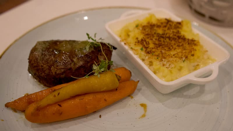 California Grill Dining Review 5