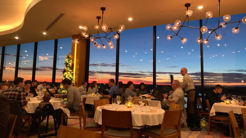 California Grill Dining Review 2