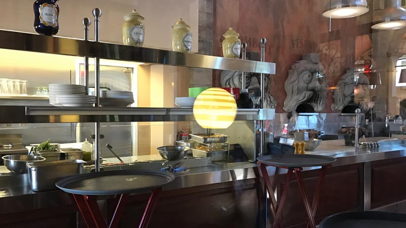 Via Napoli Dining Review 5