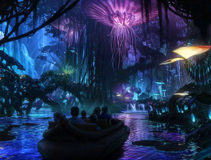 What to Expect at Animal Kingdom's Pandora The World of Avatar 4