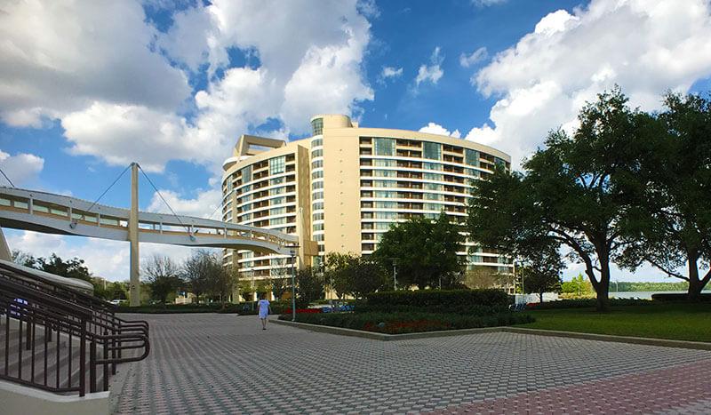 Bay Lake Tower Disney World
