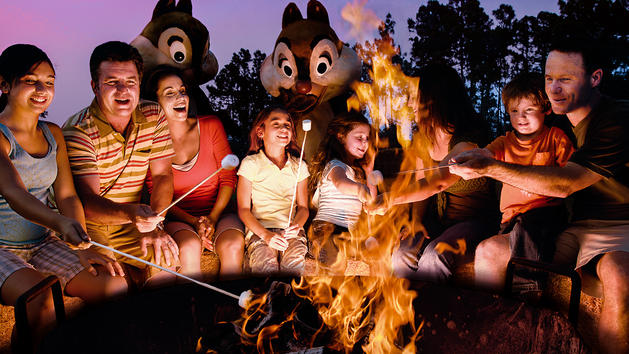 chip-n-dale-campfire-sing-a-long