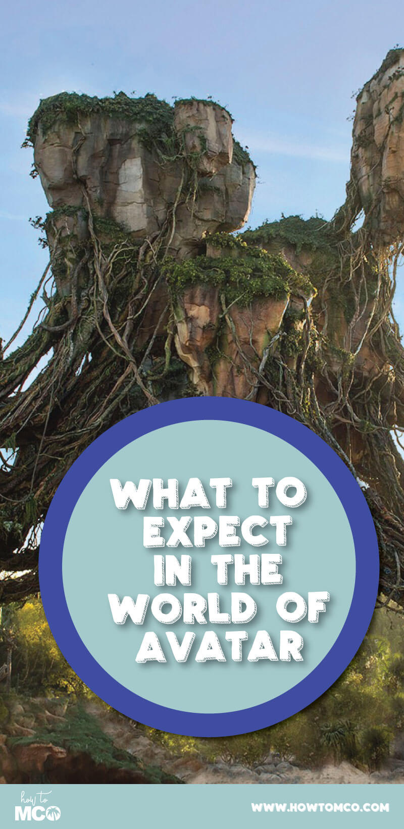 The opening of Avatar is just a few short months away! Here is what we know about what to expect in Pandora the World of Avatar so far!