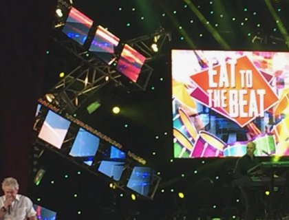 Eat to the Beat Concert Lineup 2018 5
