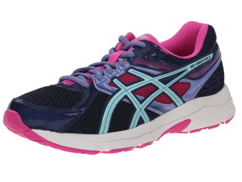 Asics are my go to long day in the park shoe. You can't be the comfort with this company. I also find I don't get blisters like I would with some other brands. Plus, they have tons of fun color combos!