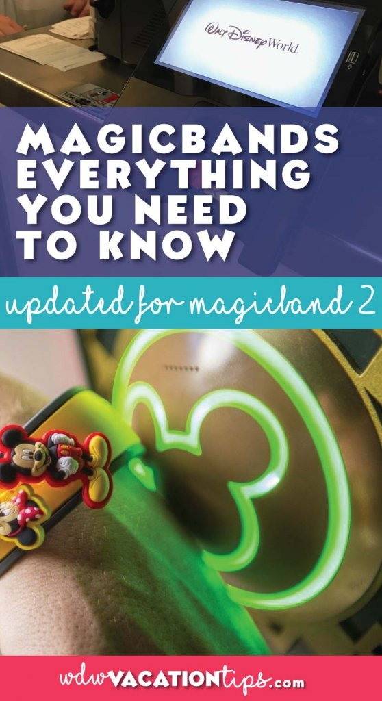 MagicBands everything you need to know for your next trip to Walt Disney World. Includes ordering a MagicBand and what you can use your MagicBand for.
