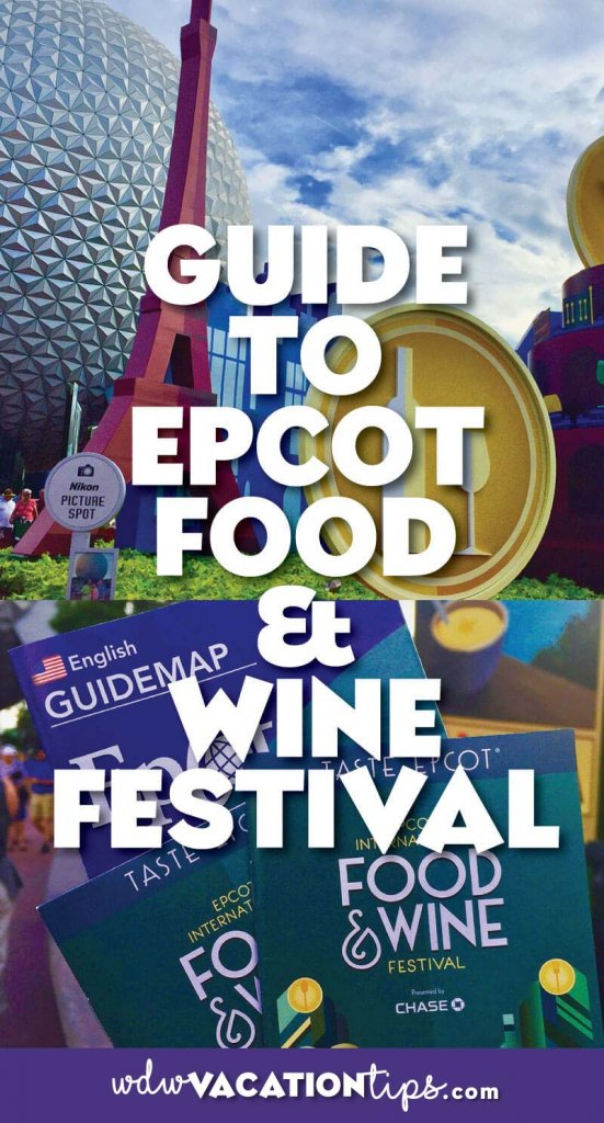 FOOOOD!!! Tips and tricks on how to navigate your way through Disney's biggest festival, Epcot Food and Wine Festival.