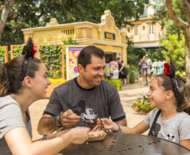 Guide to Epcot's Food and Wine Festival