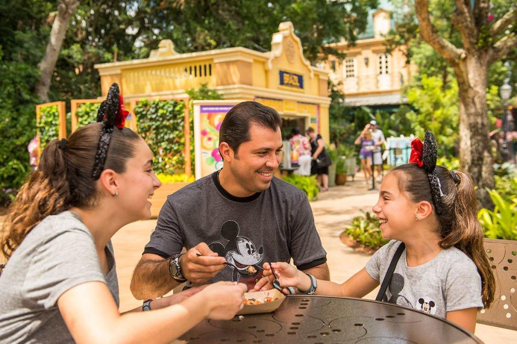 Visiting Disney in August 2