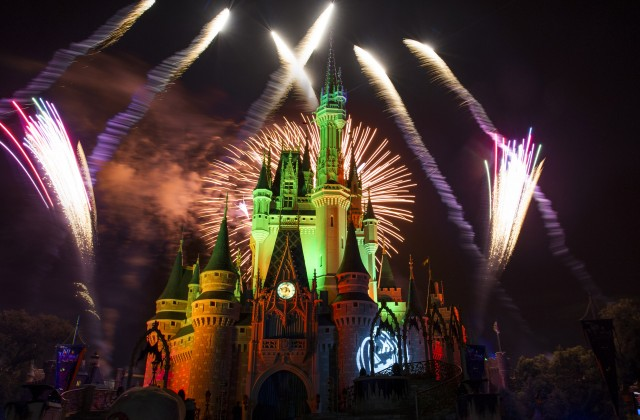 Does Disney World Have Fireworks Every Night? 3