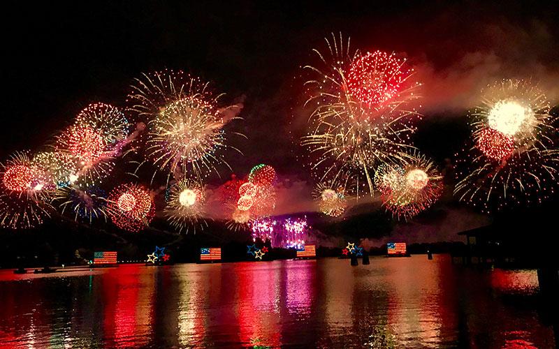 Best Magic Kingdom Firework Viewing Locations 5