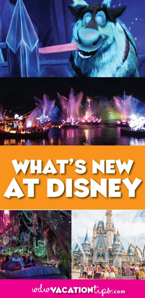 Covering everything that is opening at Disney World in 2018. Disney is constantly adding new things at the resort to do every year. It can be hard to keep up on the latest openings and what to expect on your next trip to the Walt Disney World Resort. #newatdisney #newdisneyattractions #newdisneyrides