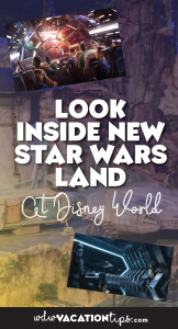A look inside of what to expect at the brand new Star Wars Land headed to Disney World in 2019