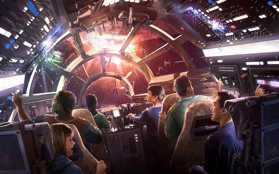 A Look Inside Star Wars: Galaxy's Edge 5
