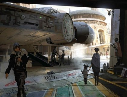 Star Wars is Headed to the Seas in 2018 3