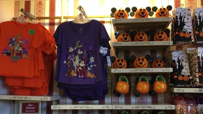 Disney Parks New 2017 Halloween Merchandise 3