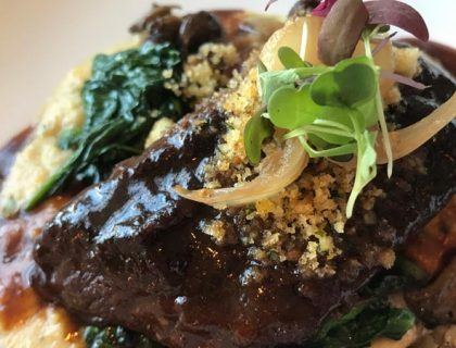 Red Wine-braised Beef Short Ribs
