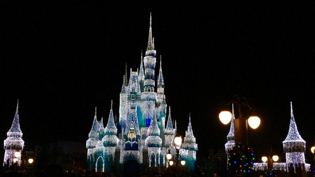 A Look at Cinderella's Castle at Disney World Over the Years 4