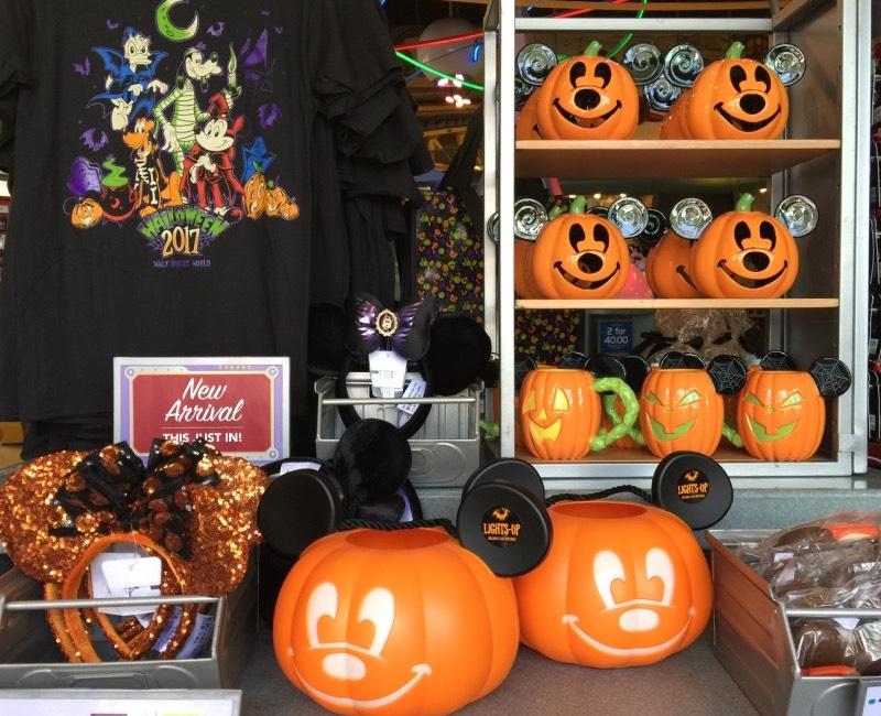Disney Parks New 2017 Halloween Merchandise 1