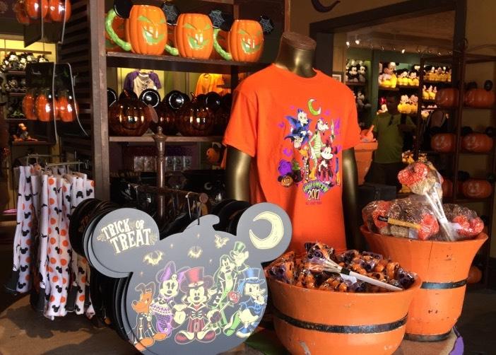 Disney Parks New 2017 Halloween Merchandise 4