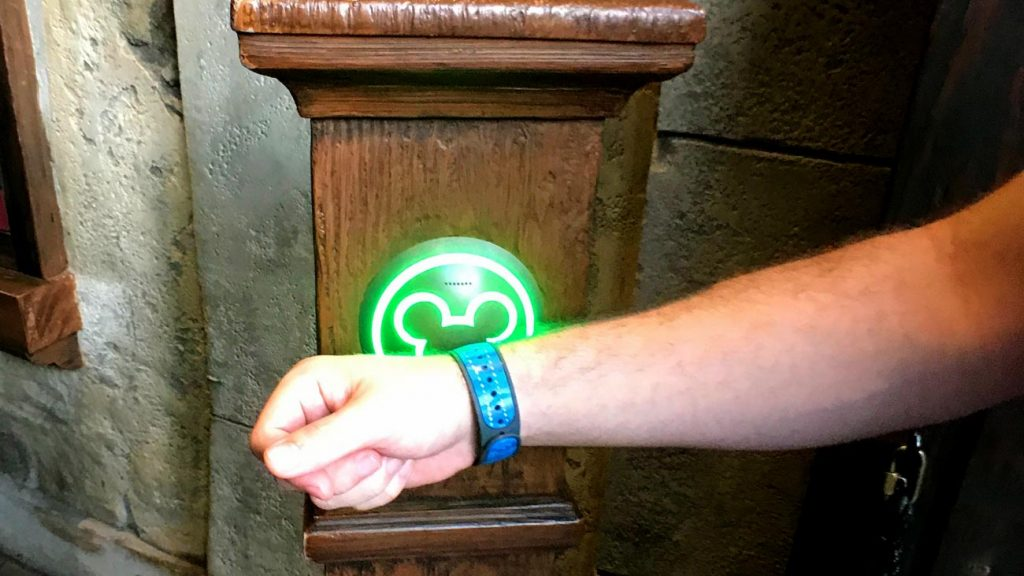 Fastpass at Disney World